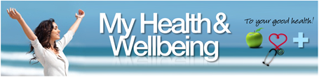 My Health and Wellbeing