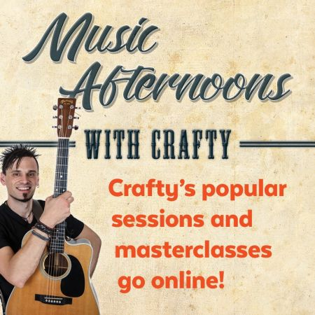 Music Afternoon's With Crafty