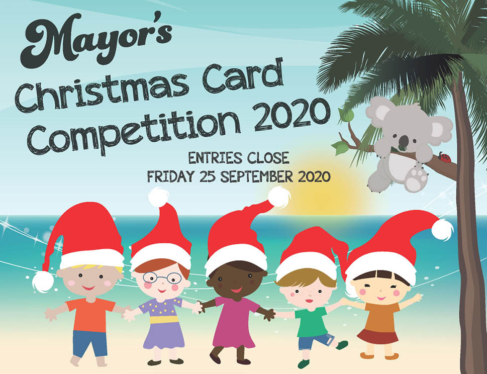 Mayors Christmas Card Comp