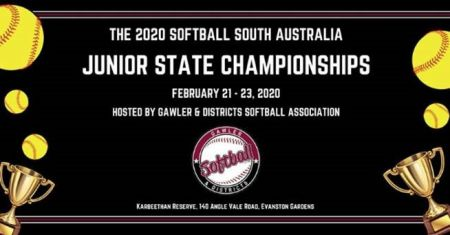 Softball Junior State Championships