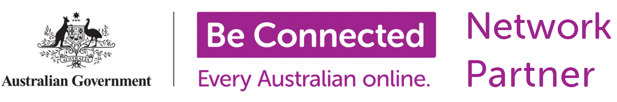Be Connected Network Partner logo
