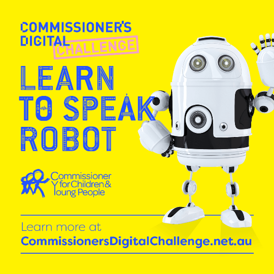 Commissioner's Digital Challenge