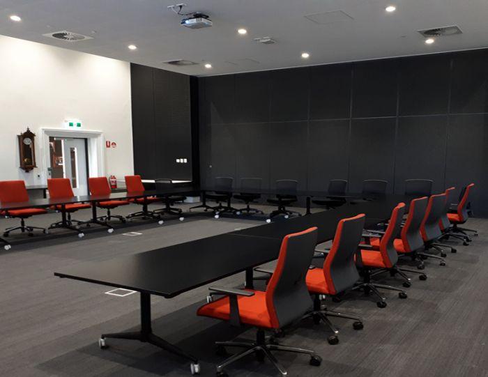 Council Chamber - U-Shape set-up