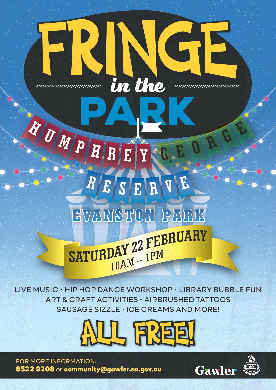 2020 Fringe in the Park - Humphrey