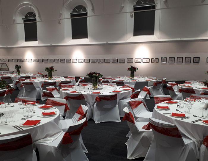 Hall - Banquet set-up, Jashan