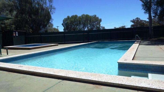 Pool - Gawler Gateway Tourist Park