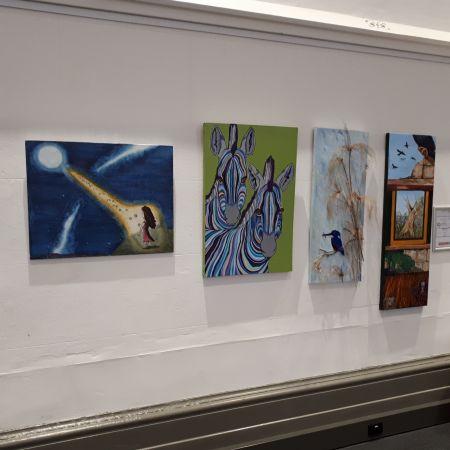 SAGA Art Exhibition - Institute Hall