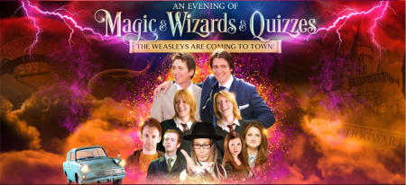 Magic wizards and quizzes