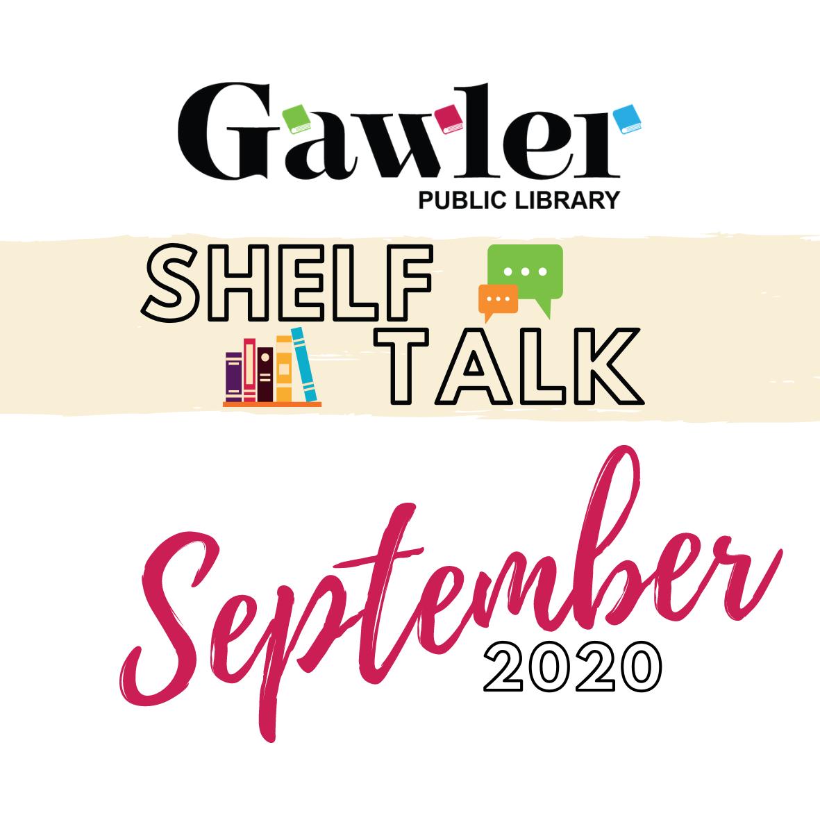 Shelf Talk Button - September