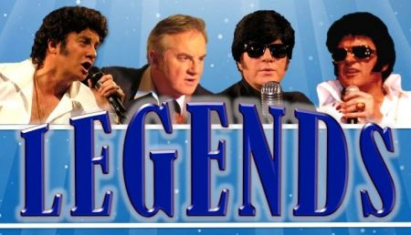 LEGENDS by Greg Hart pic